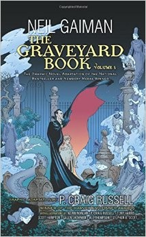 The Graveyard Book Graphic Novel: Vol. 1