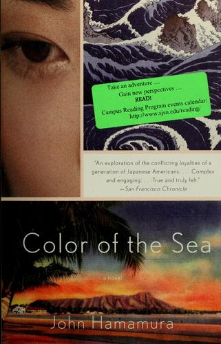 Color of the Sea