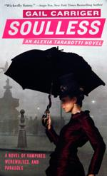 Soulless: An Alexia Tarabotti Novel