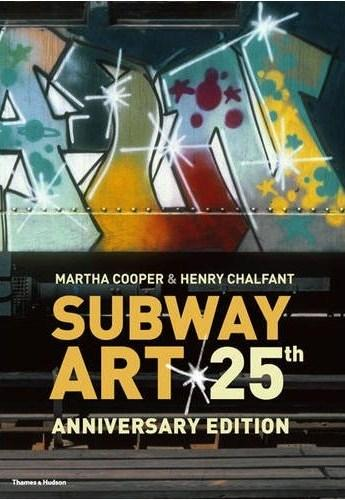 Subway Art: 25th Anniversary Edition