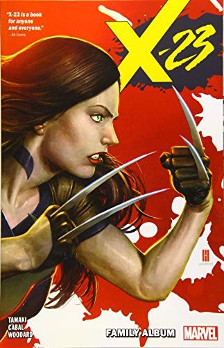 X-23 Vol. 1, Family Album