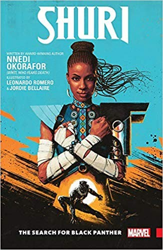 Shuri, Volume 1: The Search for Black Panther