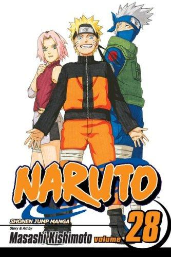 Naruto, Vol. 28: Homecoming