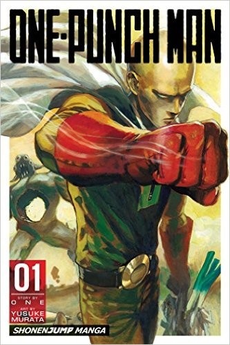 One-Punch Man, Vol. 1